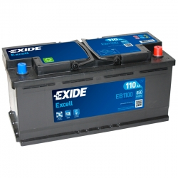 Battery Exide Excell EB1100