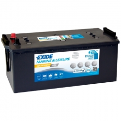 Battery Exide ES2400 GEL 210Ah