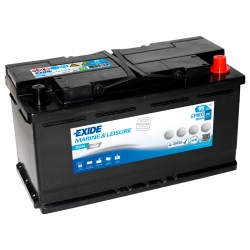 Battery Exide EP800 Dual...
