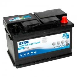 Battery Exide EP600 Dual...