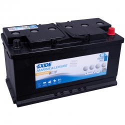 Battery Exide ES900 GEL 80Ah