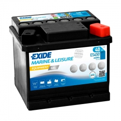 Battery Exide ES450 GEL 40Ah