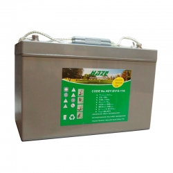 GEL battery HAZE 12V 100Ah