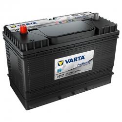 Battery Varta H17 105Ah