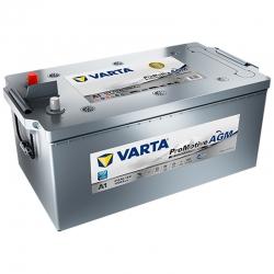 Battery Varta A1 210Ah