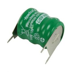 3.6V 80mAh Ni-Mh rechargeable battery
