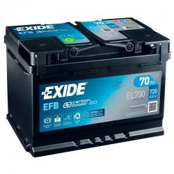 Battery Exide EL700 70Ah