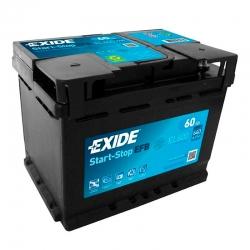 Battery Exide EL600 60Ah