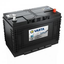 Battery Varta I18 110Ah
