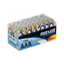 Battery Maxell AAA Alkaline...