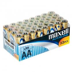 Battery Maxell AA Alkaline...