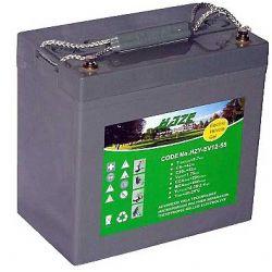 Battery GEL HAZE 12V 55Ah