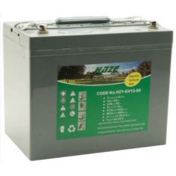Battery GEL HAZE 12V 80Ah