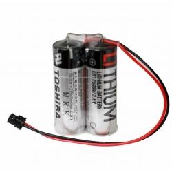 Lithium Battery 3.6V 2ER17500V