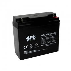 Gel battery PB 12V 20Ah