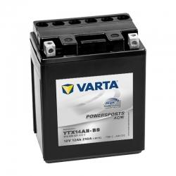 Battery Varta YTX14AH-BS