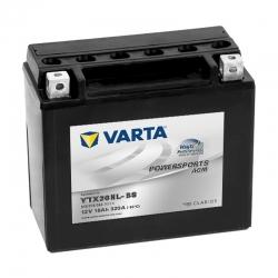 Battery Varta YTX20HL-BS