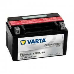 Battery Varta YTX7A-BS