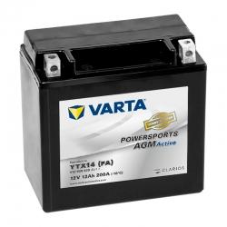 Battery Varta YTX14 (FA)