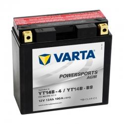 Battery Varta YT14B-BS