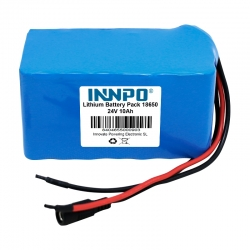 Pack Lithium Battery 18650...