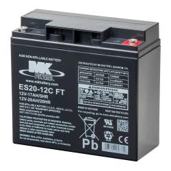 Battery AGM MK 12V 20Ah