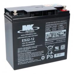 Battery AGM MK 12V 22Ah