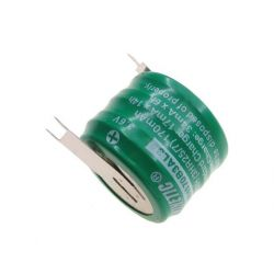 Rechargeable battery 3.6V Ni-Mh 170mah