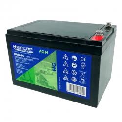 AGM Battery 12V 14Ah
