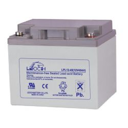 Lead Acid Battery 12v 45Ah