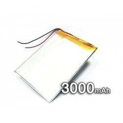 Rechargeable battery Tablet 3000mah