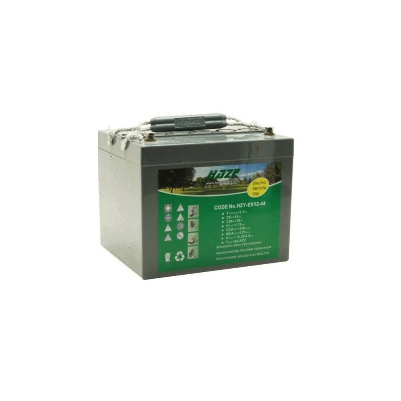 Battery GEL HAZE 12V 44Ah