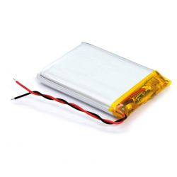 Rechargeable battery Li-polymer 200mAh