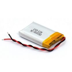Rechargeable battery Li-polymer 1100mAh