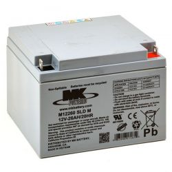Battery AGM MK 12V 26Ah
