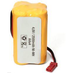 Pack baterías 4.8V 2500mah (AA 2+2)