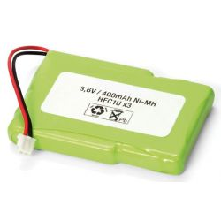 Battery phone cordless 3.6 V 400mah GP4M3EMJZ