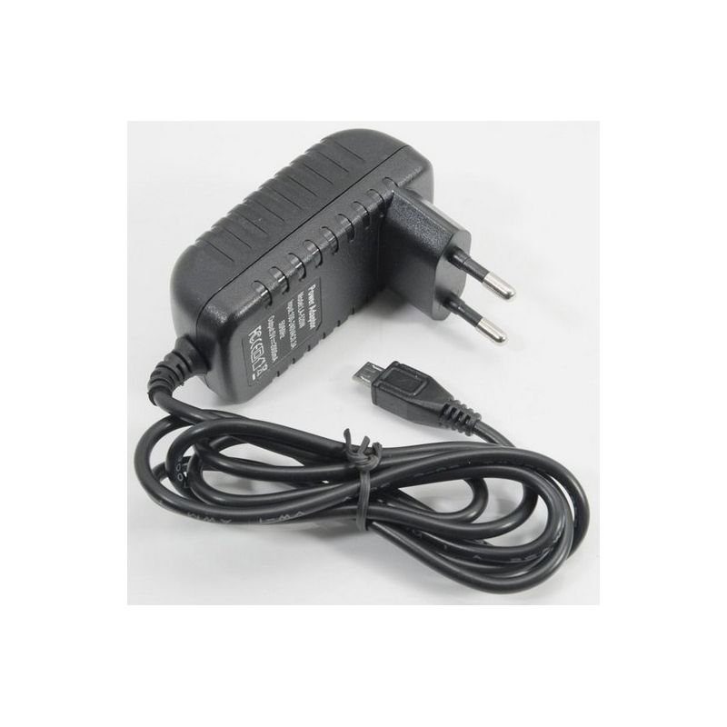 Charger Tablet 5V 2A microusb connector