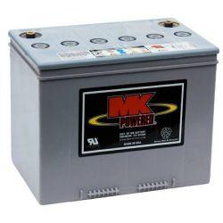 Batería GEL Marca MK mod. 12V 73A