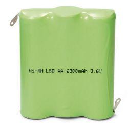 Pack de baterías 3.6V 2300mah