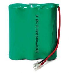 Pack de Batería 3.6V 1600mah