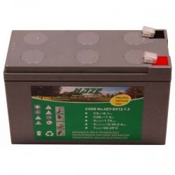 HAZE Battery GEL 12V 7.5A