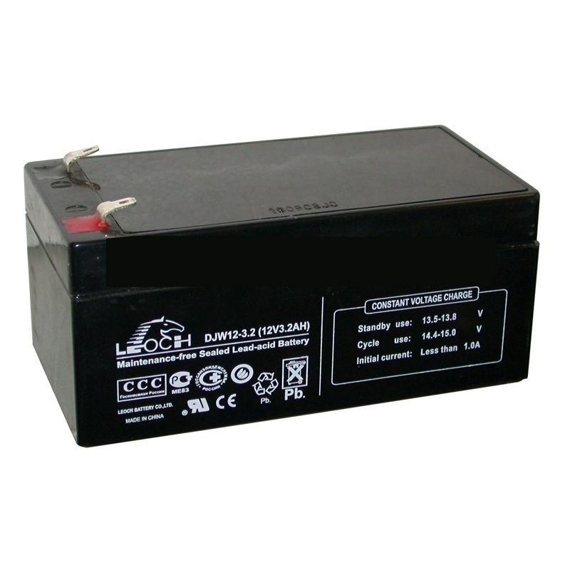 Battery Lead Acid 12v 3 2a Leoch 12v Lead Acid Batteries