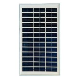 Solar panel 12V 5W