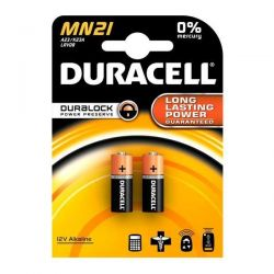 Duracell batteries MN21 23A