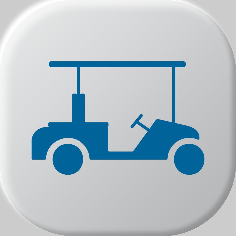 Batteries golf Carts
