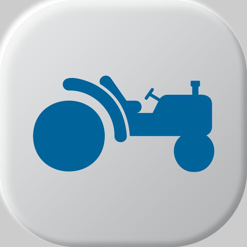 Baterías de arranque agrícola y construcción