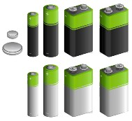 alkalines, Lithium Non-rechargeable